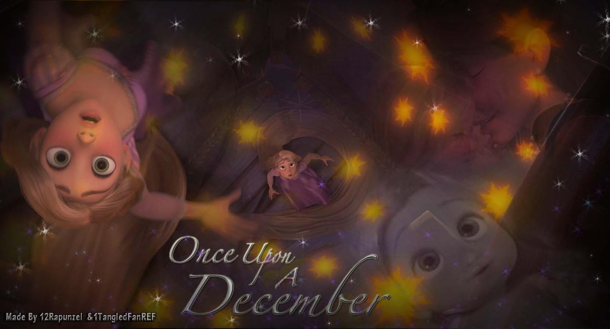 Rapunzel's Once Upon a December