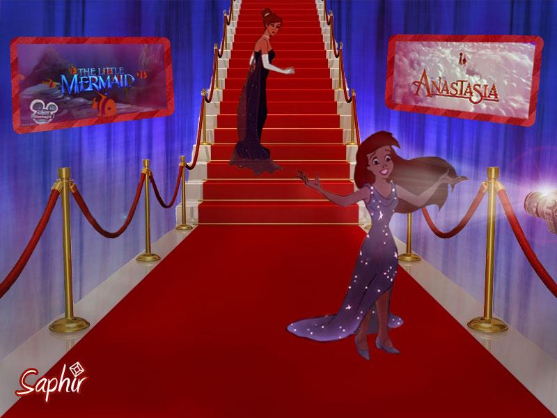 Red carpet contest