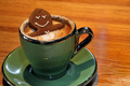 Relaxing coffee - coffee photo