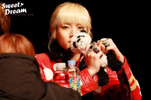 Ren @ fansign - ren Photo