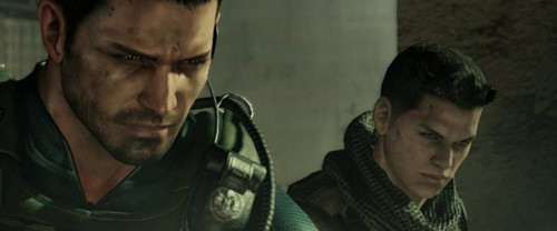 Resident Evil 6 Chris Redfield