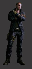 Resident Evil 6 Jake Muller