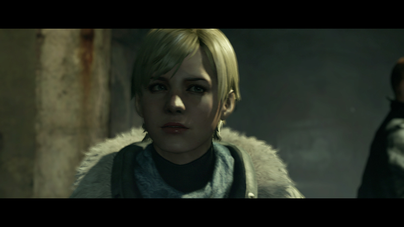 Resident Evil Sherry Birkin