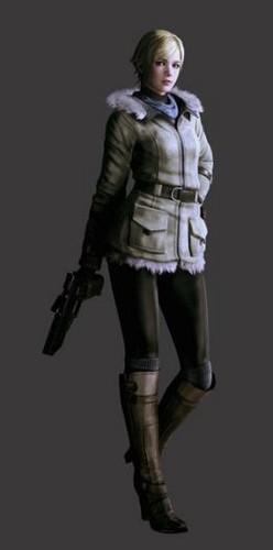 Resident Evil 6 শেরি Birkin