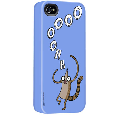 Rigby iPhone Case