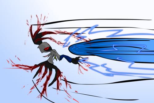 Rin VS Sonic