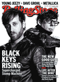 Rolling Stone - January 19, 2012 - the-black-keys photo