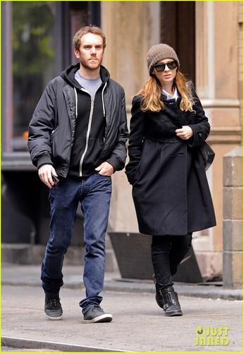 Rooney Mara & Charles McDowell: Soho amoureux