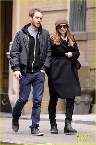Rooney Mara & Charles McDowell: Soho apaixonados