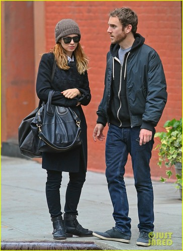 Rooney Mara & Charles McDowell: Soho Lovers - rooney-mara Photo