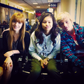 Ross Lynch w/ Bella & Zendaya