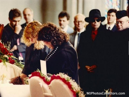 Ryan White funeral