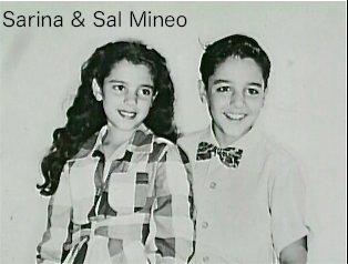 Sal and Sarina Mineo