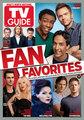 Sam Winchester on TV Guide Magazine cover!