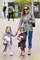 Sarah Jessica Parker &amp; Twins: School Run - sarah-jessica-parker photo
