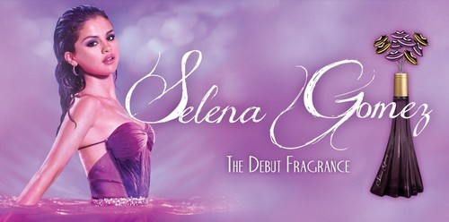 Selena Gomez The Debut Frangrance