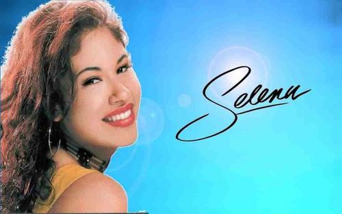 Selena 壁纸