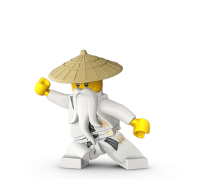 Sensei Wu - ninjago Photo