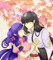 Shampoo and Mousse - inuyasha-and-ranma-1-2 fan art