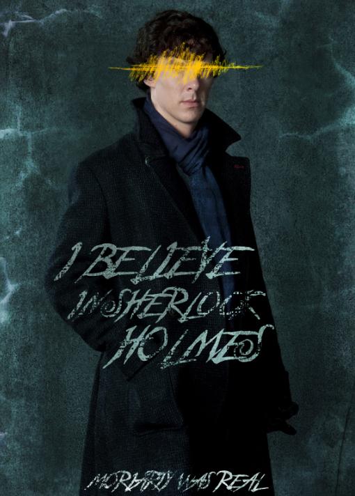 Sherlock - Sherlock Fa... Benedict Cumberbatch