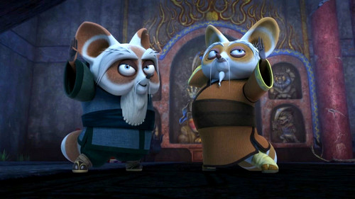 Shifu and His Father