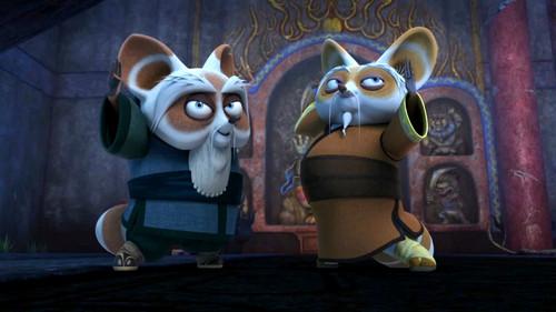 Shifu and His Father