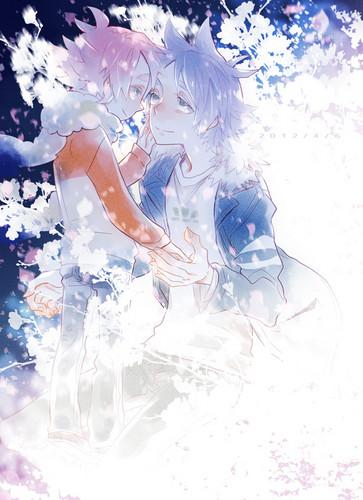 Shirou and Atsuya