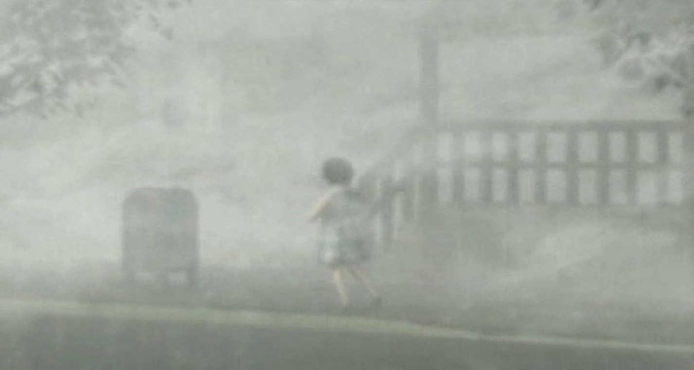 Silent Hill Girl In the Fog