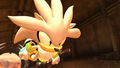 Silver  - silver-the-hedgehog wallpaper