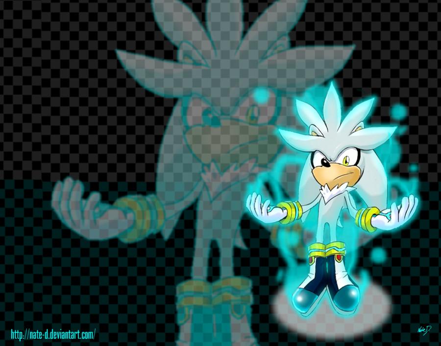 Silver the Hedgehog Silver