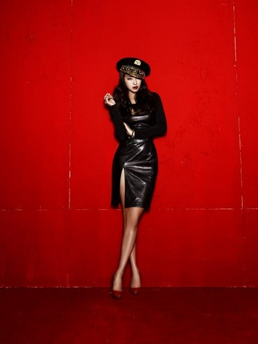 "Sistar Bora ""Alone"" album jacket photos"