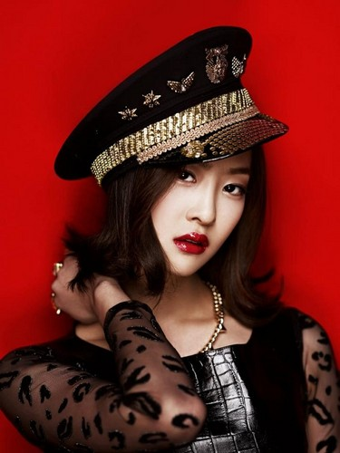 "Sistar Dasom""Alone"" album ジャケット 写真"