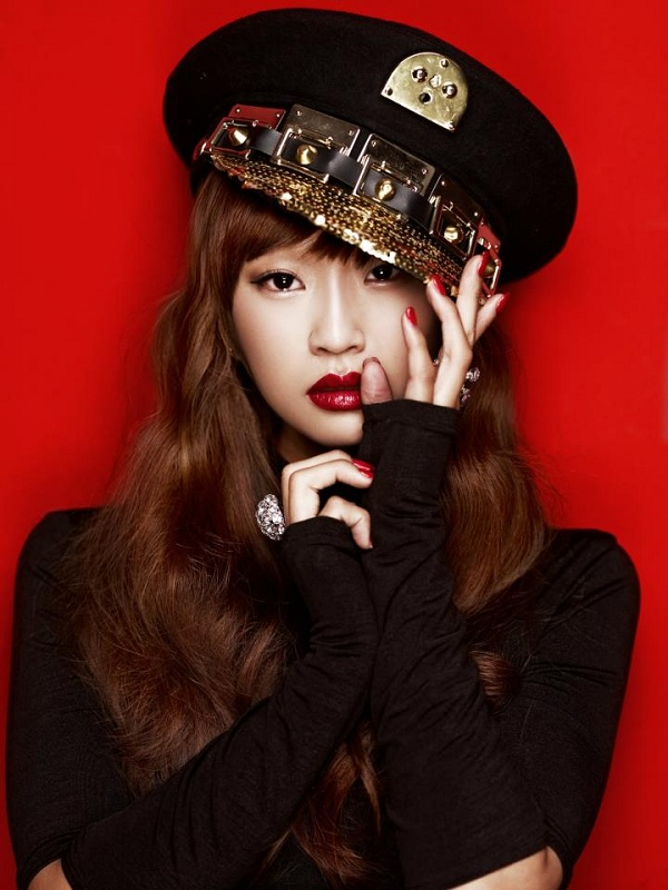 "Sistar Hyorin ""Alone"" album jacket photos - sistar-%EC%94%A8%EC%8A%A4%ED%83%80 photo"