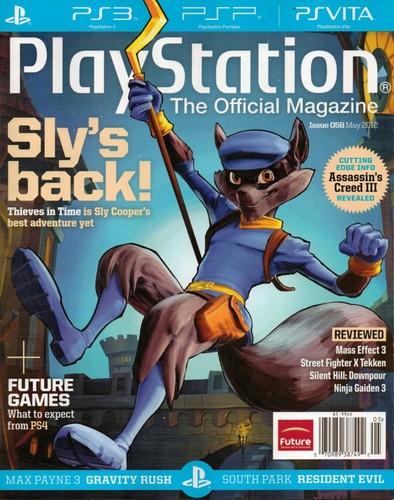 Sly Cooper ( Magazine )