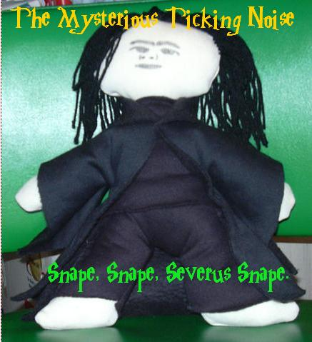 Snape, Snape, Severus Snape.