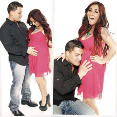 Snooki on Snooki And Jionni   Jersey Shore Photo  30498542    Fanpop