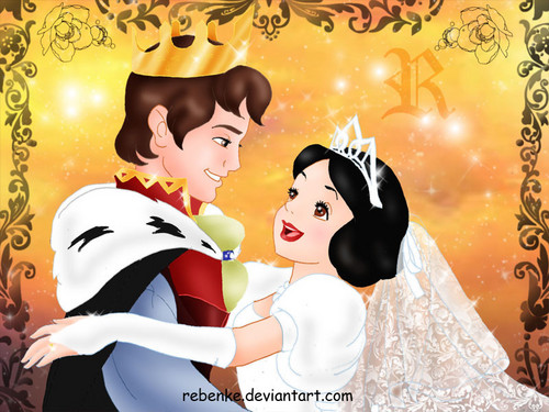 Snow White's Wedding