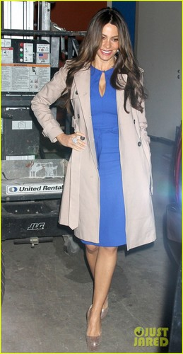 Sofia Vergara: 'Live! With Kelly' Taping!