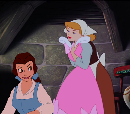 Sometimes Your Fairy Godmother Is Your Own Best Friend!