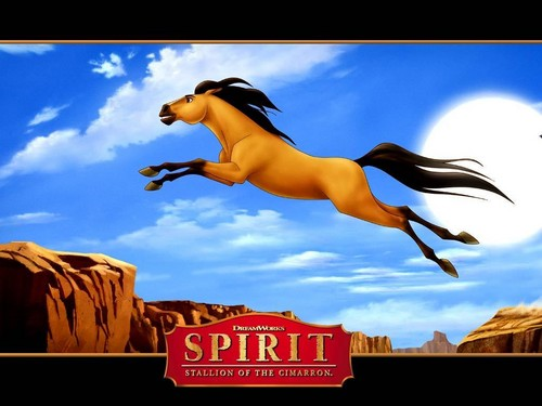 Spirit kertas-kertas dinding