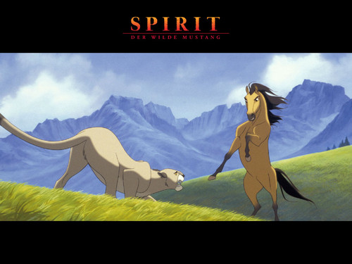 Spirit वॉलपेपर्स