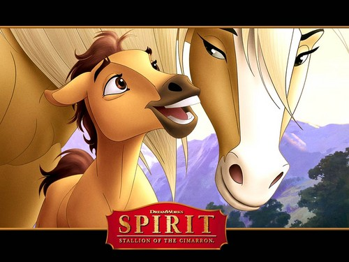 Spirit Wallpapers
