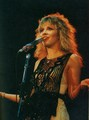 Stevie Nicks On Stage