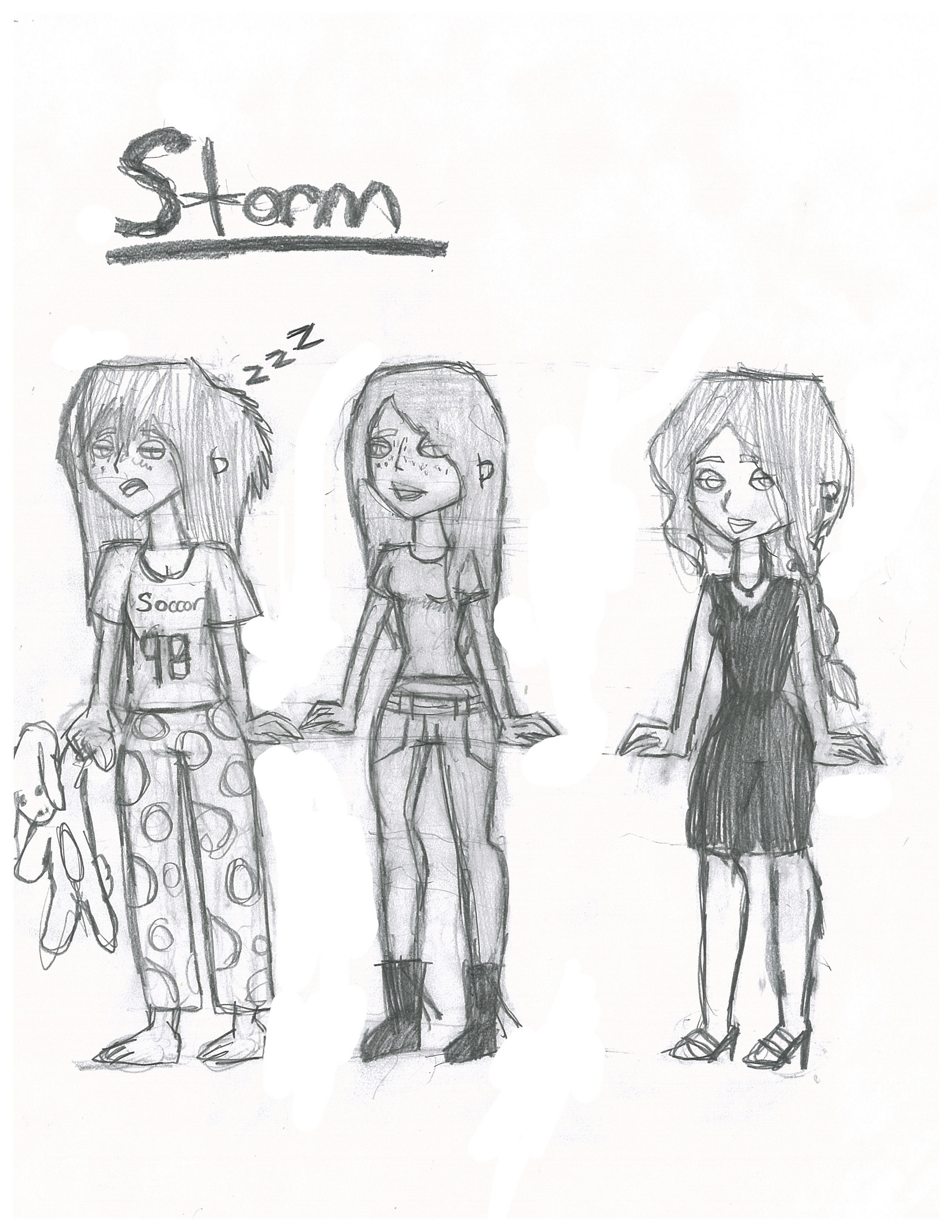 Storm reference