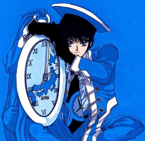 Kamui Shirou And Subaru Sumeragi Tokyo Revelations: Kamui Shirou And Fuuma Monou (X/1999)