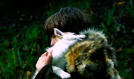 Summer and Bran Stark