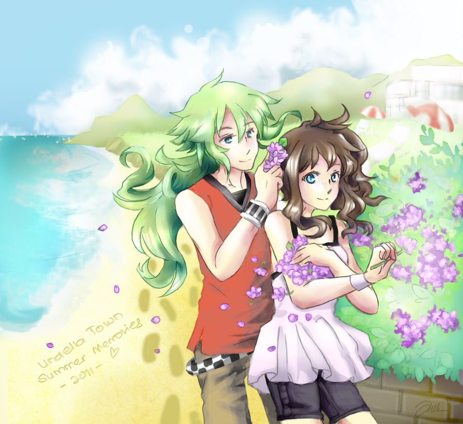 Touko images Summertime Love HD wallpaper and background photos ...