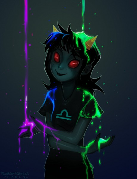Karkat And Terezi Wallpaper