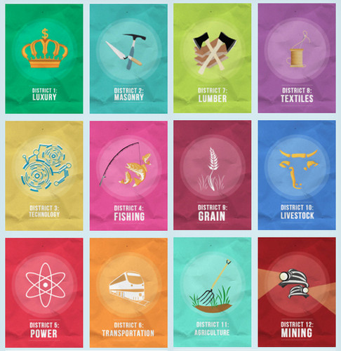 THG posters fanarts