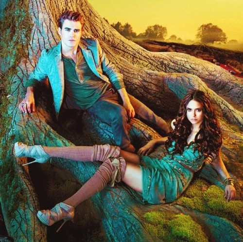 TVD season 3 promotional <3